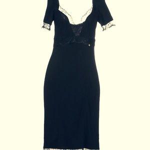 Liu Jo Black Evening Dress